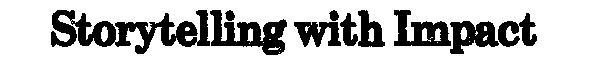 Storytelling with Impact AMP Logo