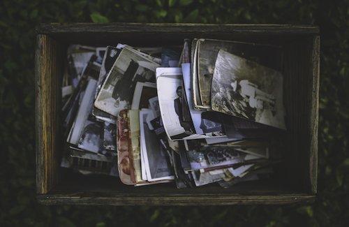 Vintage Photo Memories