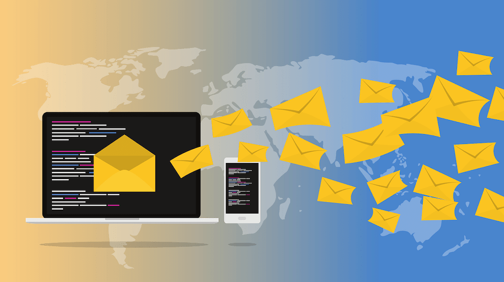 Global Email Graphic