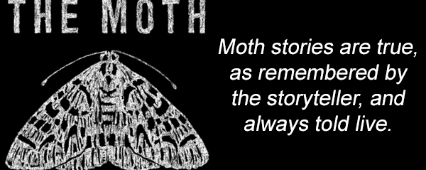 The Moth Podcast Story Slams Radio Hour
