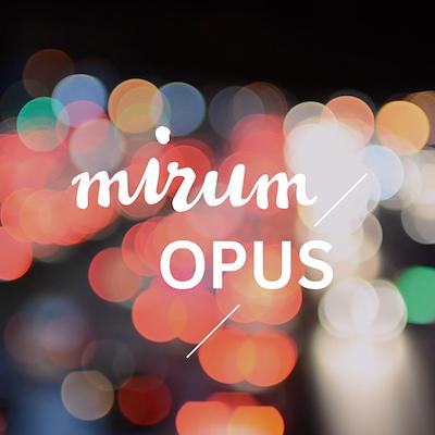 Mirum Opus Conference San Diego