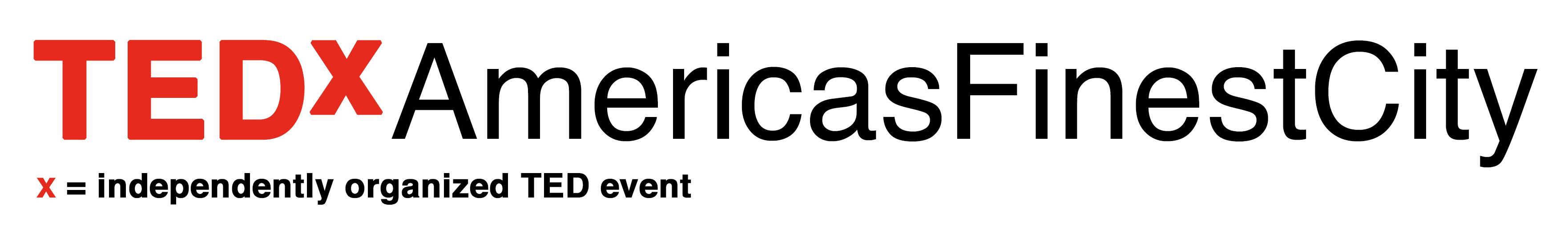 TEDxAmericasFinestCity in San Diego California