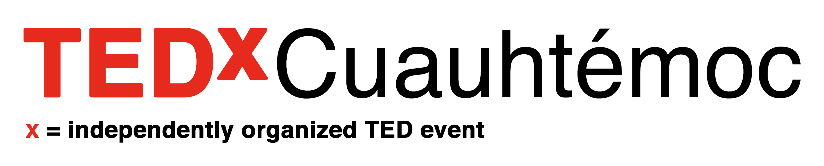 TEDxCuauhtémoc is an annual TEDx event that is held in Mexico City, Mexico.