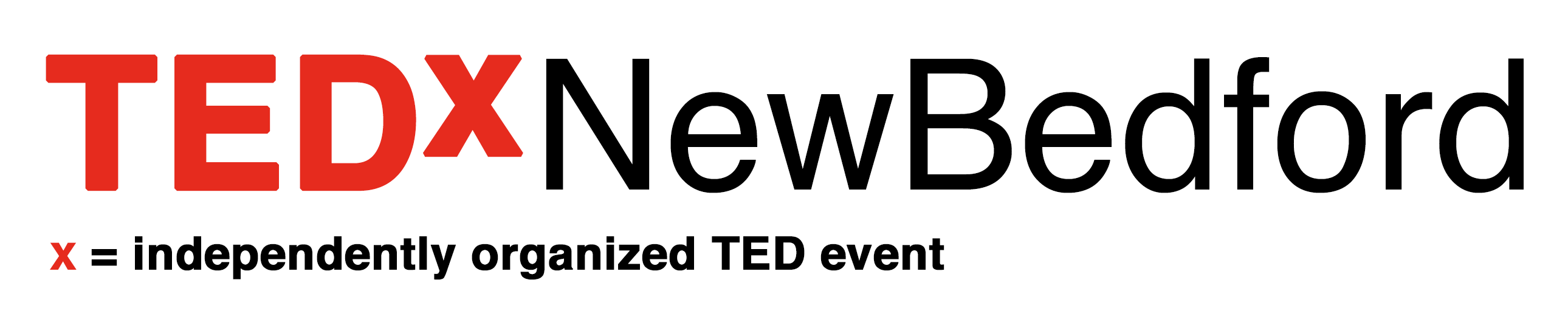 TEDxNewBedford is an annual TEDx event that is held in New Bedford, Massachusetts.