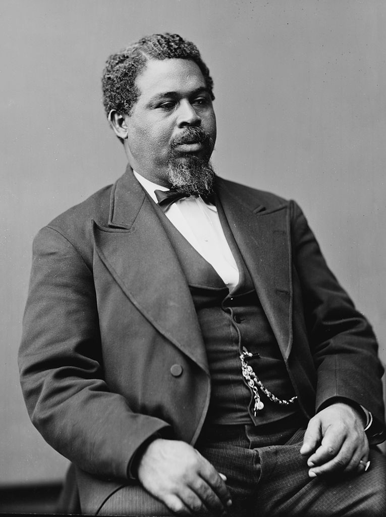 Robert Smalls Photo By Brady Handy